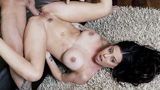 Brandy Aniston Getting Fucked From Behind